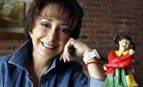 """La Chilindrina reveló por qué Chespirito decidió cancelar """"El chavo del ocho"""""""